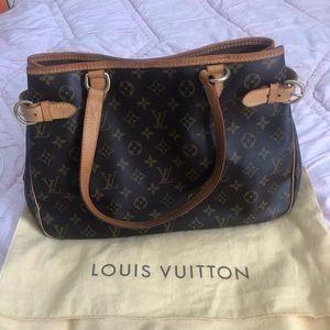 Authentic Louis Vuitton Batignolles Monogram bag